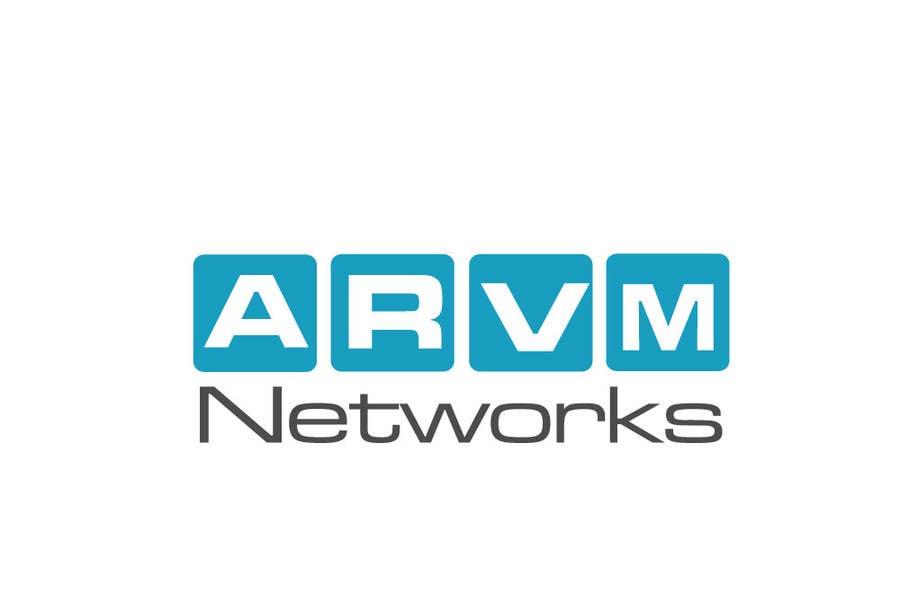 Inscrição nº                                         11                                      do Concurso para                                         Logo Design for ARVM Networks