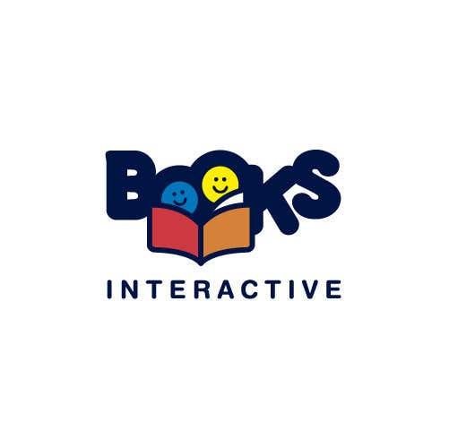 Kilpailutyö #320 kilpailussa Books Interactive - Logo Contest
