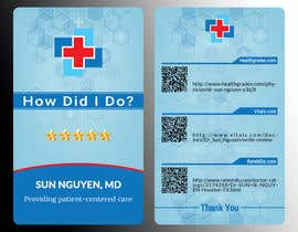 #198 dla Business card designer przez graphics2244