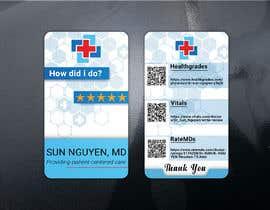 #231 dla Business card designer przez ImNazmulIslam