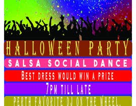 nº 54 pour design a poster for HALLOWEEN Party par beprojitmistri0