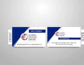 nº 14 pour Design some Business Cards for an English School par malithramanayaka