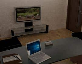 #21 untuk 3D model for an office (financial advisor) oleh mrsi