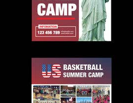 #27 for I need flyer design for our basketball camp by moslehu13
