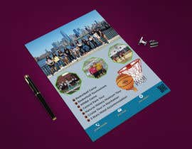 #23 for I need flyer design for our basketball camp by sharifjessorebd2