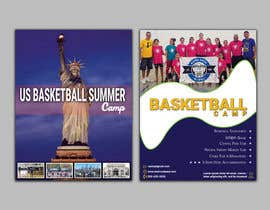 #13 for I need flyer design for our basketball camp by rkoshakib