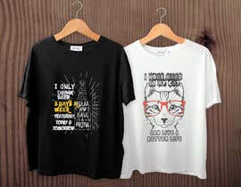 #38 for Tshirt creative designs af graphicboss11