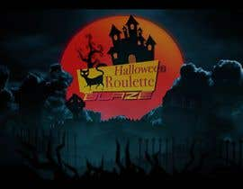 #14 for Animation of Halloween Roulette logo by Rizwanbabar92