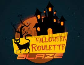 #39 for Animation of Halloween Roulette logo by kzohaib2012