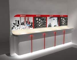 Nro 2 kilpailuun Showroom design käyttäjältä DanielPinzon