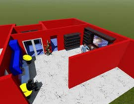Nro 3 kilpailuun Showroom design käyttäjältä pva58a488003bb2b