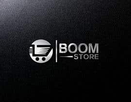 """#305 untuk """"BOOM Store"""" webshop logo oleh mahiislam509308"""