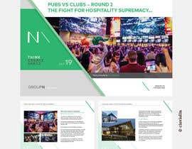 Nro 13 kilpailuun Design template for whitepapers käyttäjältä cisviolin