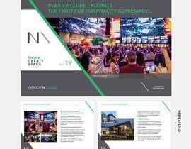 Nro 14 kilpailuun Design template for whitepapers käyttäjältä cisviolin