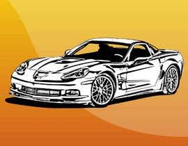 #49 для Tshirt artwork based on a real life car от mdshitolarbid252
