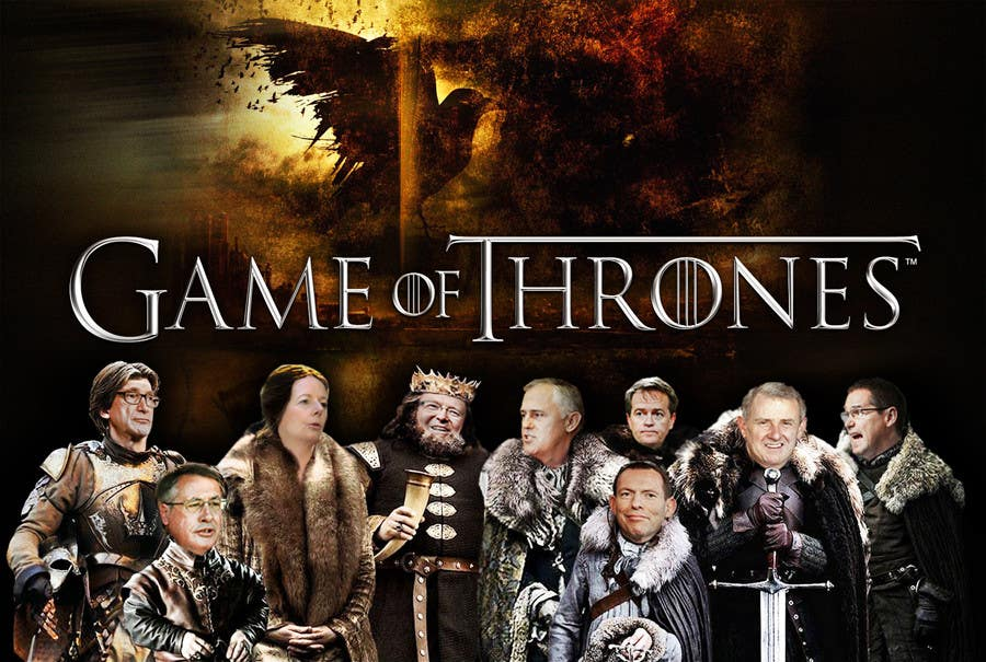 #176 for Photoshop Aussie Politicians into Game of Thrones Mashup by ImArtist