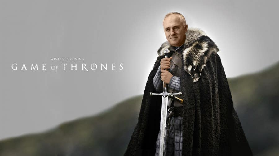 #153 for Photoshop Aussie Politicians into Game of Thrones Mashup by dimitriou