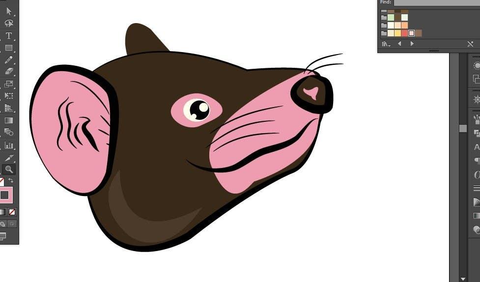 Kilpailutyö #3 kilpailussa Illustration Design for Tasmanian Devil (Chocolate Mold)