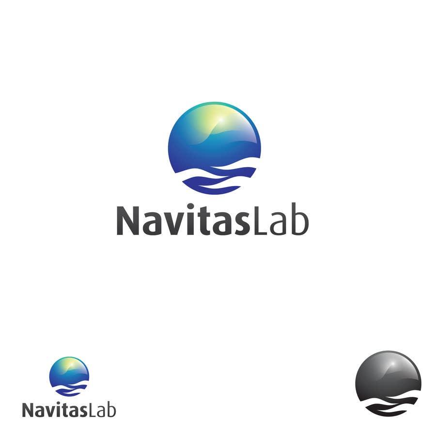 Penyertaan Peraduan #33 untuk Logo Design for Navitas Lab