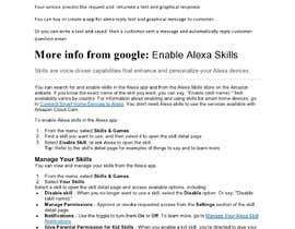 #1 for Buid me an Alexa Skill by advicebdofficial