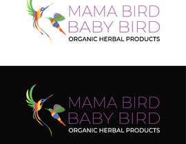 #23 untuk Mama Brid Baby Bird logo design oleh Rakibul0696