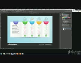 """#3 dla """"Idea"""" de video publicitario y después proyecto aparte de desarrollo de video publicitario en ilustraciones przez IDEARG"""