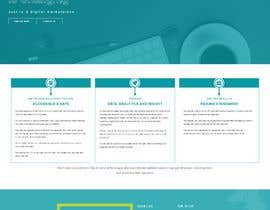 #321 for Design me a home page for my website by w3coderbd