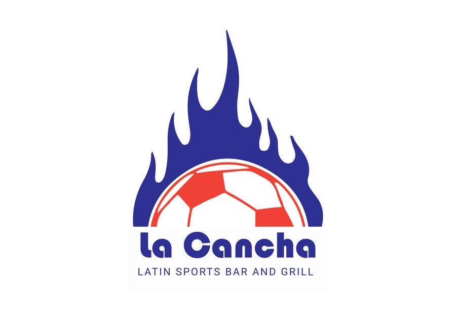 Penyertaan Peraduan #3 untuk Create a Logo for Latin Sports Restaurant