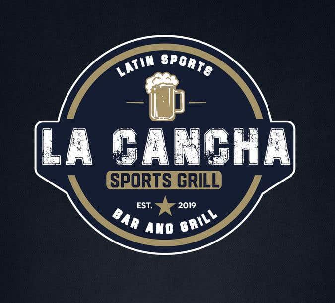 Penyertaan Peraduan #80 untuk Create a Logo for Latin Sports Restaurant