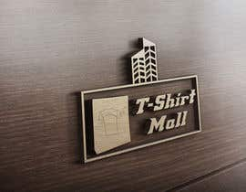 #166 for Logo for T Shirt Mall by eradhossin7