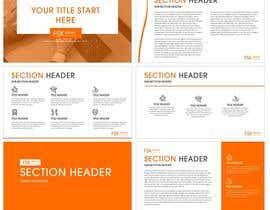 phakawan tarafından Create a Powerpoint Template based on Corporate Identity için no 57