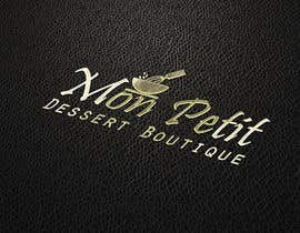 #5 for I need a Logo desing and branding for my new pastry shop in vector format. Please send me references! Name of the shop is Mon Petit Dessert Boutique! af hiyaa
