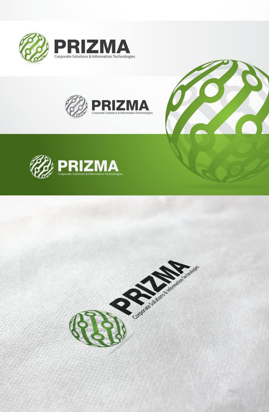 """Konkurrenceindlæg #352 for Logo Design for """"Prizma"""""""