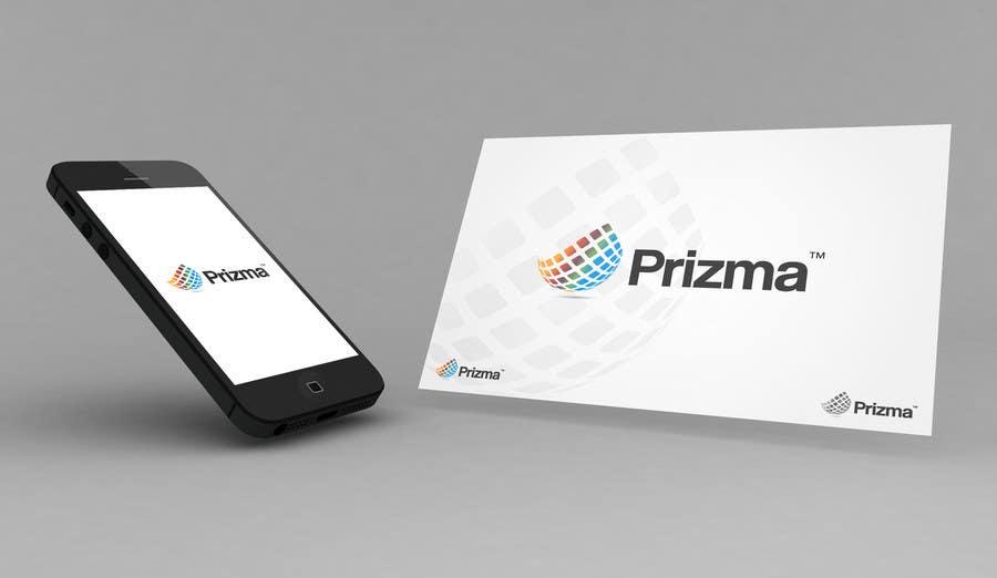 """Konkurrenceindlæg #65 for Logo Design for """"Prizma"""""""