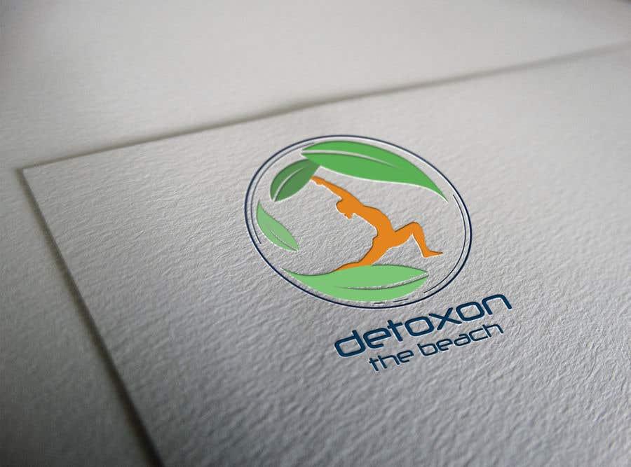 Bài tham dự cuộc thi #31 cho DESIGN A LOGO FOR www.detoxonthebeach.nl