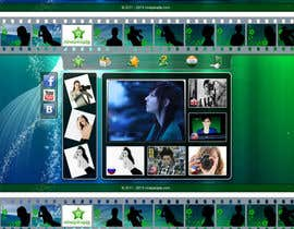 #8 for Website Design for NinePeople.com by SevenStarInfo