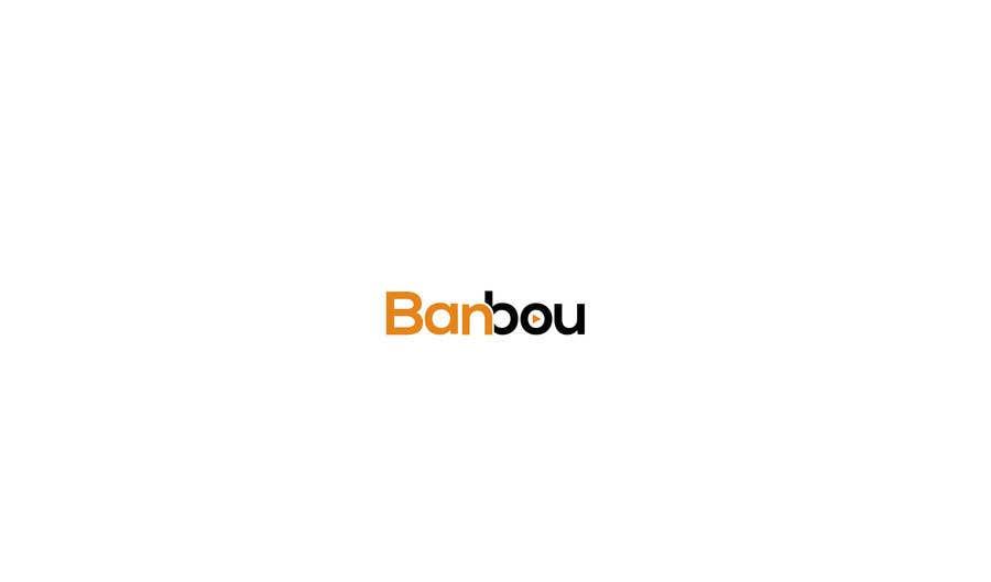 "Penyertaan Peraduan #6 untuk Need a logo for a video streaming Service named ""Banbou""."