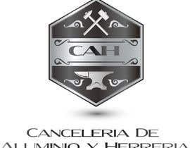 #21 cho Logo de negocio de aluminio y herreria bởi dianago9659