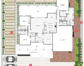 #19 for Landscape plans for Red Hawk Ranch J6 by dhirajbarman661