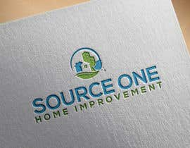 #4 for Create a logo for Source One Home Improvement af farque1988