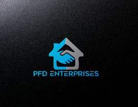 Nro 407 kilpailuun Logo for a real estate company käyttäjältä rishan832