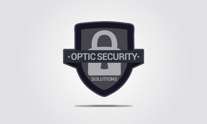 Bài tham dự cuộc thi #                                        8                                      cho                                         Design a Logo for Optic Security Solutions -- 2