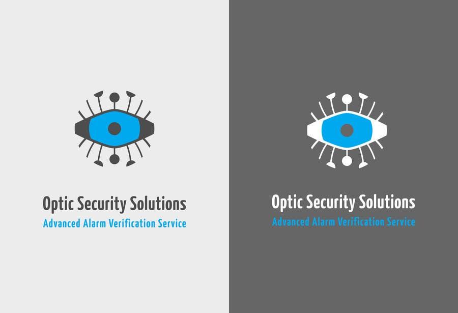 Bài tham dự cuộc thi #                                        12                                      cho                                         Design a Logo for Optic Security Solutions -- 2