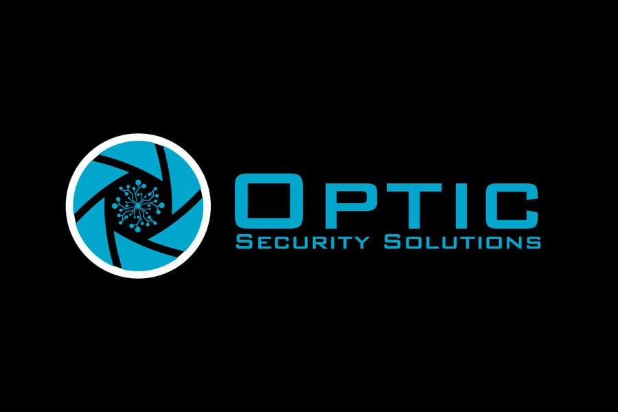 Bài tham dự cuộc thi #                                        20                                      cho                                         Design a Logo for Optic Security Solutions -- 2
