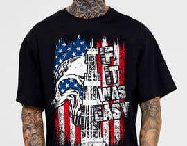 #82 for American Flag shirt by feramahateasril