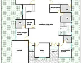 #75 for Need 2D Floor Plan for my home without elevation af shifatabir
