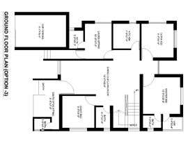 #64 for Need 2D Floor Plan for my home without elevation af farzanayesminbd