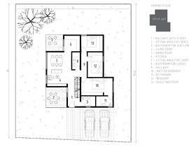 #57 for Need 2D Floor Plan for my home without elevation by vesnaLA