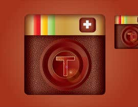 #10 para App Design for  iPhone icon (only 1 icon needed) por umamaheswararao3