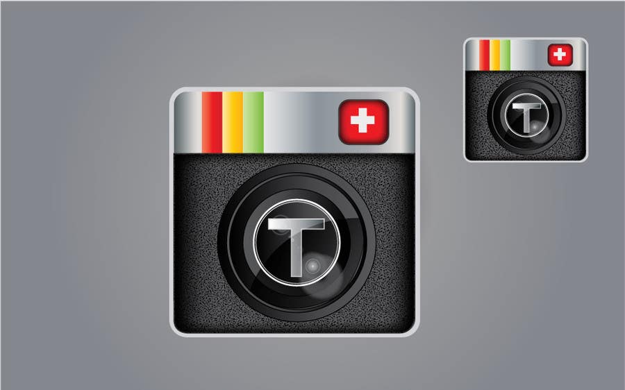 Proposition n°                                        17                                      du concours                                         App Design for  iPhone icon (only 1 icon needed)